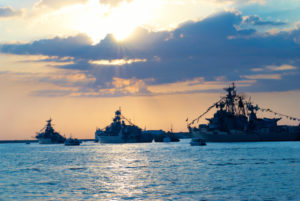 Navies are deterring piracy off Africa's east coast, with pre-emptive strikes and robust action against mother ships