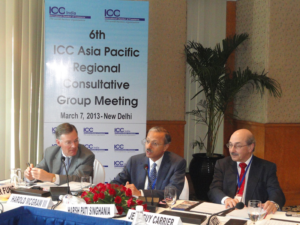 More than 100 CEOs from 16 countries participated in the first ever ICC Asia Pacific CEO Forum.