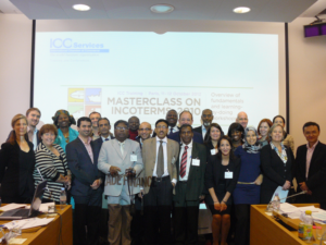 The masterclass is open to any and all those involved in an international trade supply chain.