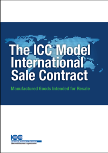 The new model contract sets out clear and concise standard contractual conditions for the most basic international trade agreement.