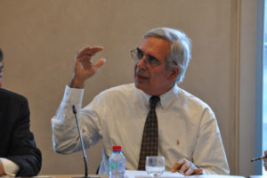 Mr Barone will be at the helm of the new ICC Commission on Customs and Trade Facilitation.