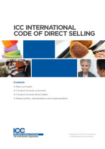 ICC releases newly revised International Code of Direct Selling
