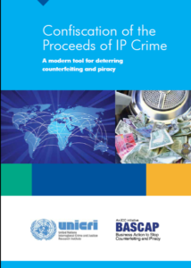 UNICRI and BASCAP release new report on combating IP crime.
