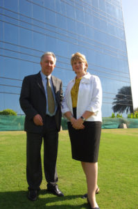Ms Duncan takes over the leadership role from current Chair Peter Bishop.