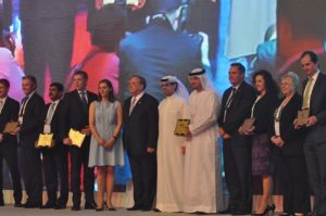 Winners of the 2013 World Chambers Competition