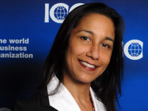 ICC's Ayesha Hassan is among the members who will continue to represent business on the MAG