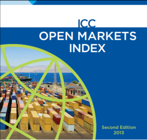 The Open Markets Index ranks 75 countries