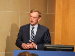 Robert Zoellick, former president of the World Bank and former US Trade Representative