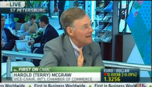 ICC Vice-Chairman speaks to CNBC