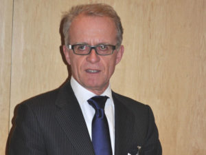 Chair of the ICC Commission on Taxation Theo Keijzer