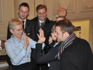 Jagiellonian University of Poland celebrated winning the 2013 Mediation Competition but who will take the title in 2014?