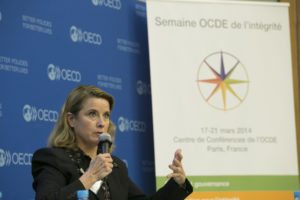 Viviane Schiavi, Senior Policy Manager of the ICC Commission on Corporate Responsibility and Anti-corruption