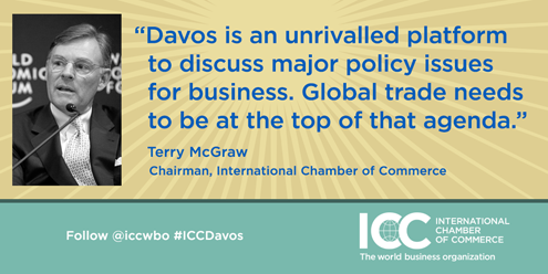 ICC at WEF 2015