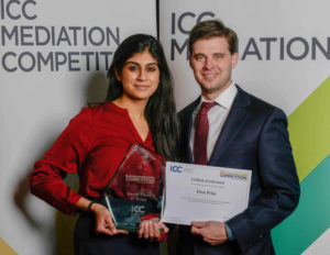 University of Houston Law Center wins ICC Mediation Competition 2015