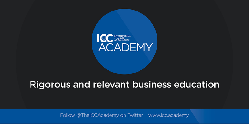 Follow ICC Academy on Twitter