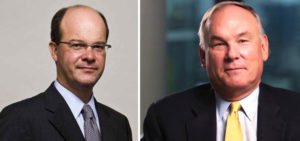 ICC Vice-chairs Frederico Curado and Dennis Nally