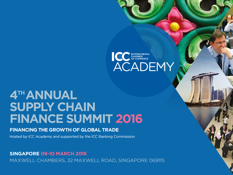 ICC Academy Global Supply Chain Finance Summit
