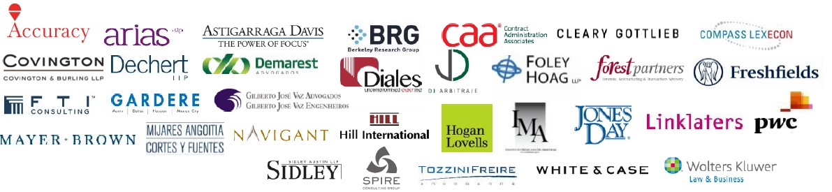 Past sponsors ICC Miami Conference on International Arbitration in Latin America