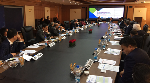ICC WTO roundtable with business leaders in India