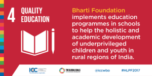 ICC Bharti Education SDG HLPF