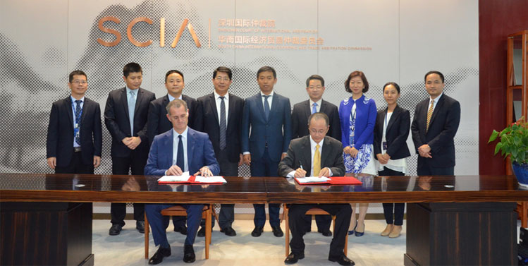 ICC MoU with Shenzhen Court of International Arbitration extends facilities to arbitration users
