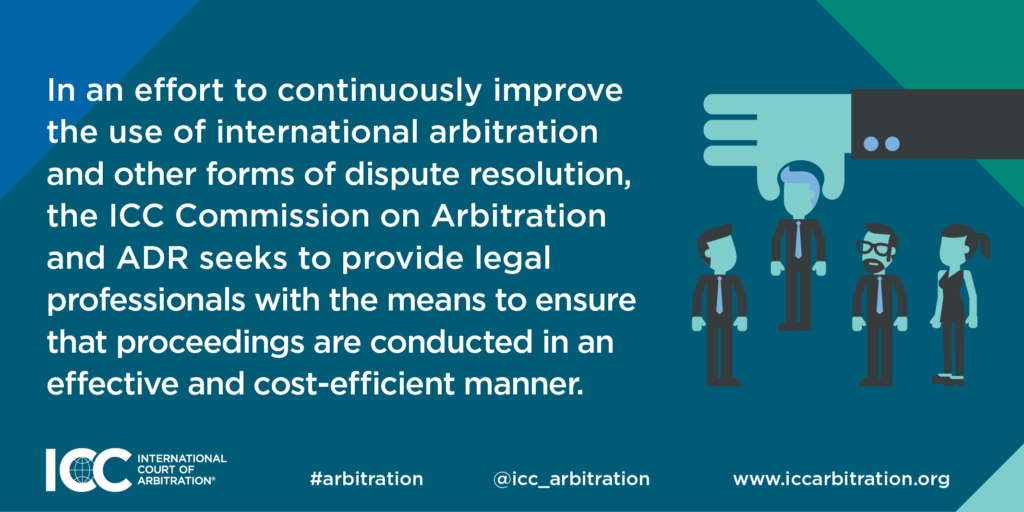 ICC Commission on Arbitration and ADR