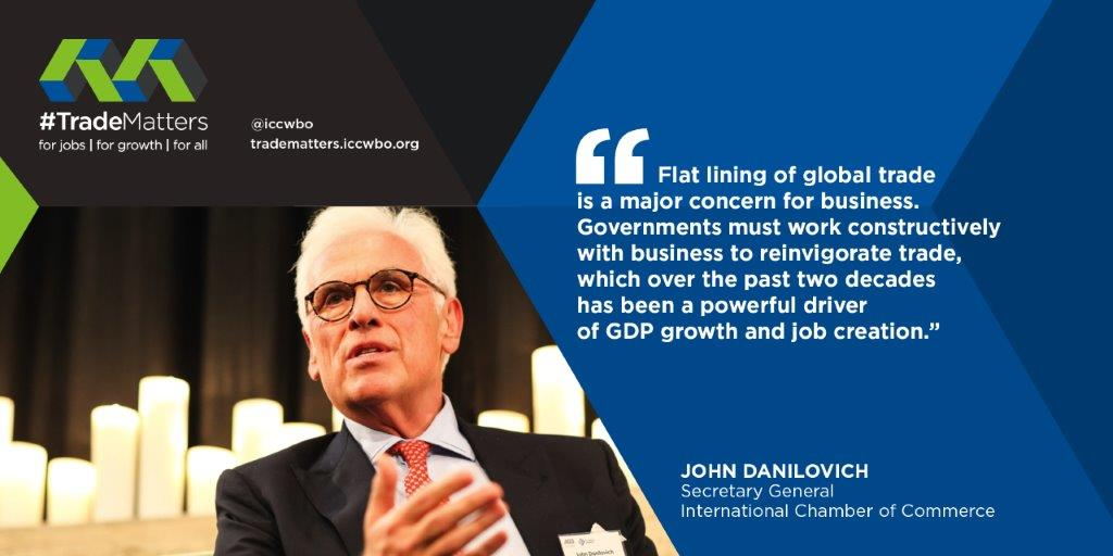 ICC SG John Danilovich Reflects Four Years Trade Matters
