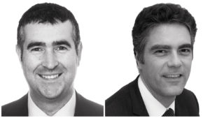 Linklaters partners Matthew Weiniger and Roland Ziade