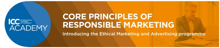 Icc Academy Ethical Marketing Advertising Programme