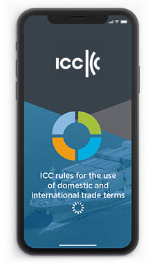 ICC Incoterms 2020 mobile application